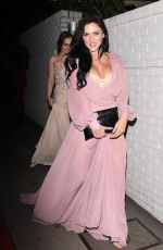 ABIGAIL RATCHFORD at Chateau Marmont Hotel in West Hollywood 02/26/2017