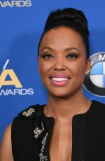 AISHA TYLER at 69th Annual Directors Guild of America Awards in Beverly Hills 02/04/2017