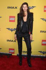 ALEJANDRA CATA at The Lego Batman Movie Screening in New York 02/09/2017