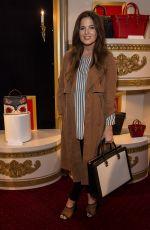 ALEXANDRA FELSTEAD at Aspinal Fasion Show at London Fashion Week 02/20/2017