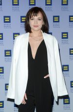 ALEXIS G. ZALL at 2017 Human Rights Campaign Greater New York Gala 02/11/2017