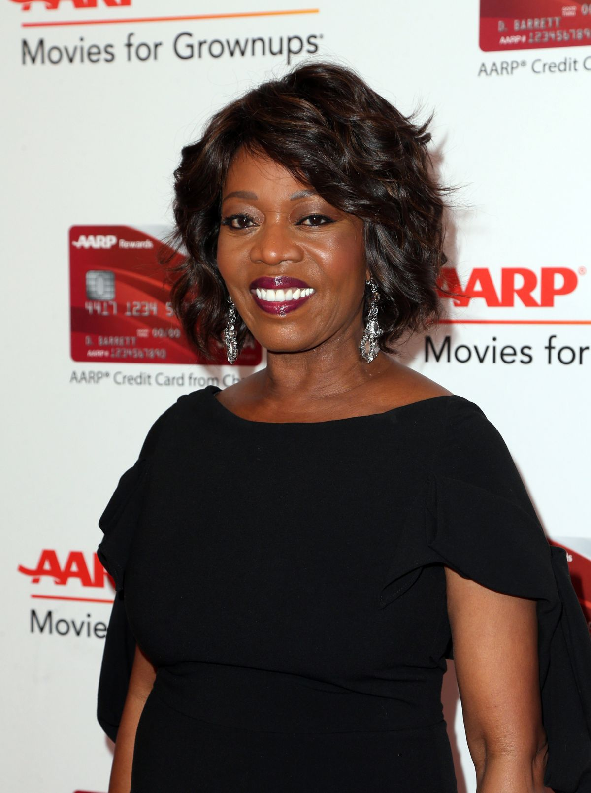 ALFREE WOODARD at 16th Annual AARP The Magazine