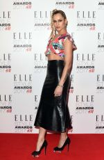 ALICE DELLAL at Elle Style Awards 2017 in London 02/13/2017