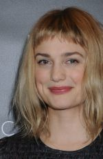 ALISON SUDOL at Gender Revolution: A Journey with Katie Couric Premiere in New York 02/02/2017