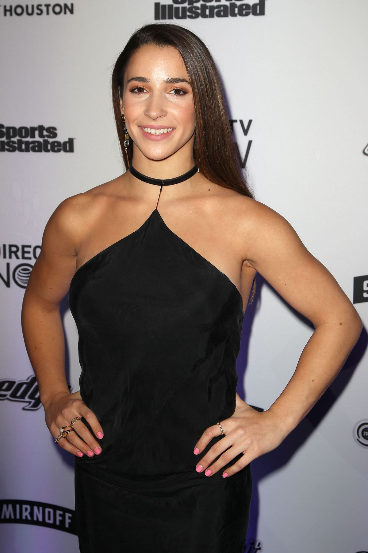 ALY RAISMAN at Sports Illustrated Swimsuit Edition Launch in New York 02/16/2017