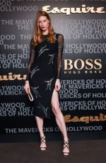 ALYSSA SUTHERLAND at Esquire's Celebration of March Cover 02/08/2017
