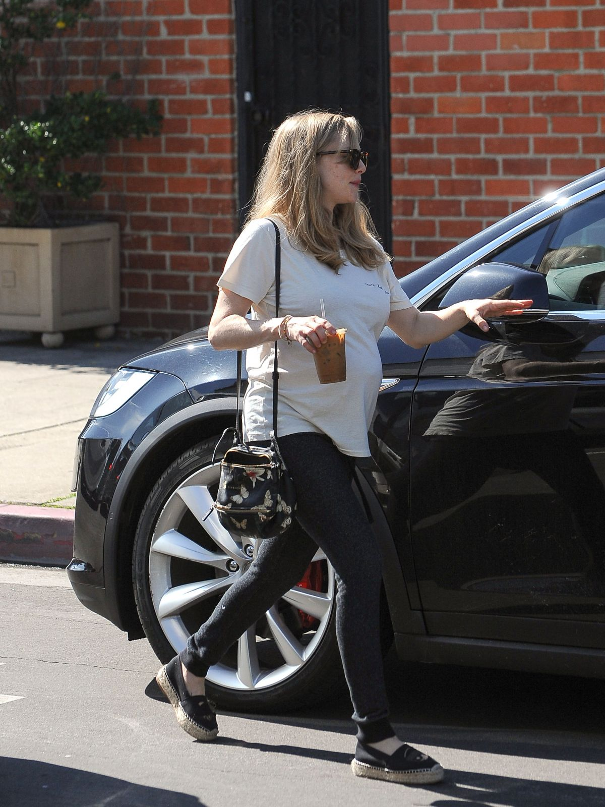 AMANDA SEYFRIED Out and About in West Hollywood 02/09/2017