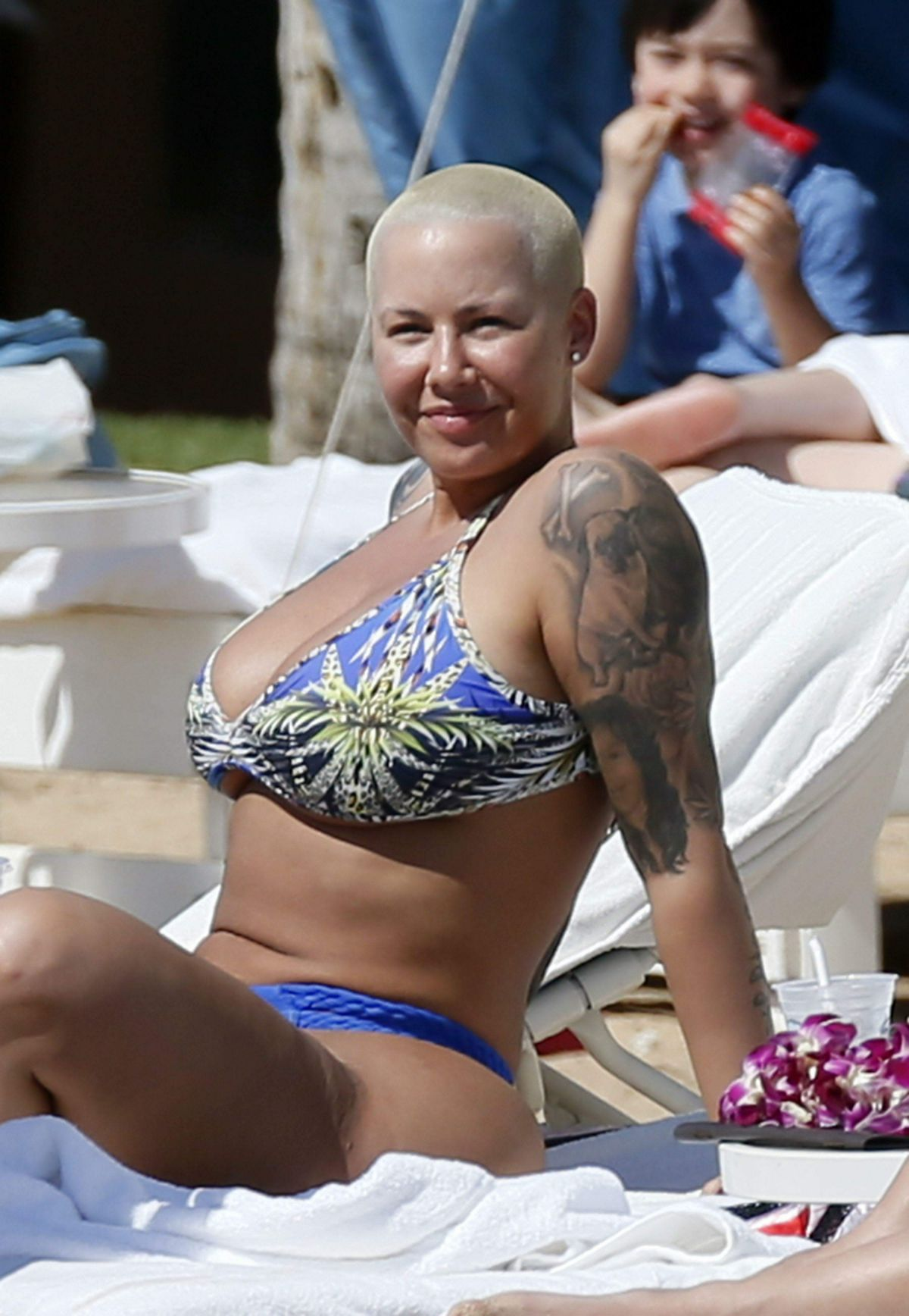Amber rose naked pictures