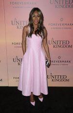 AMMA ASANTE at 'United Kingdom' Premiere in New York 02/06/2017