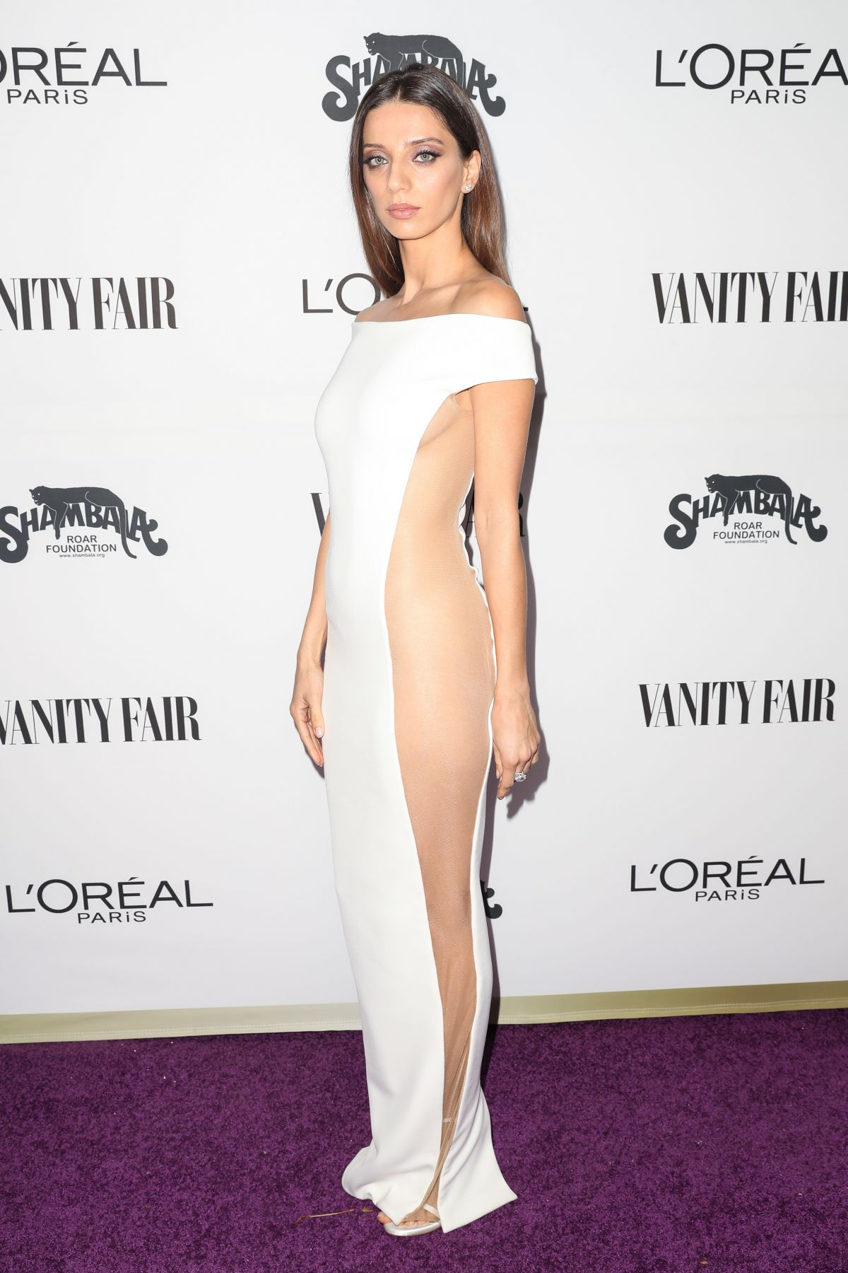 16e3eac89f9f ANGELA SRAFYAN at Vanity Fair and L Oreal Paris Toast to Young Hollywood in  West