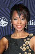 ANIKA NONI ROSE at Bet's 2017 American Black Film Festival Honors Awards in Beverly Hills 02/17/2017