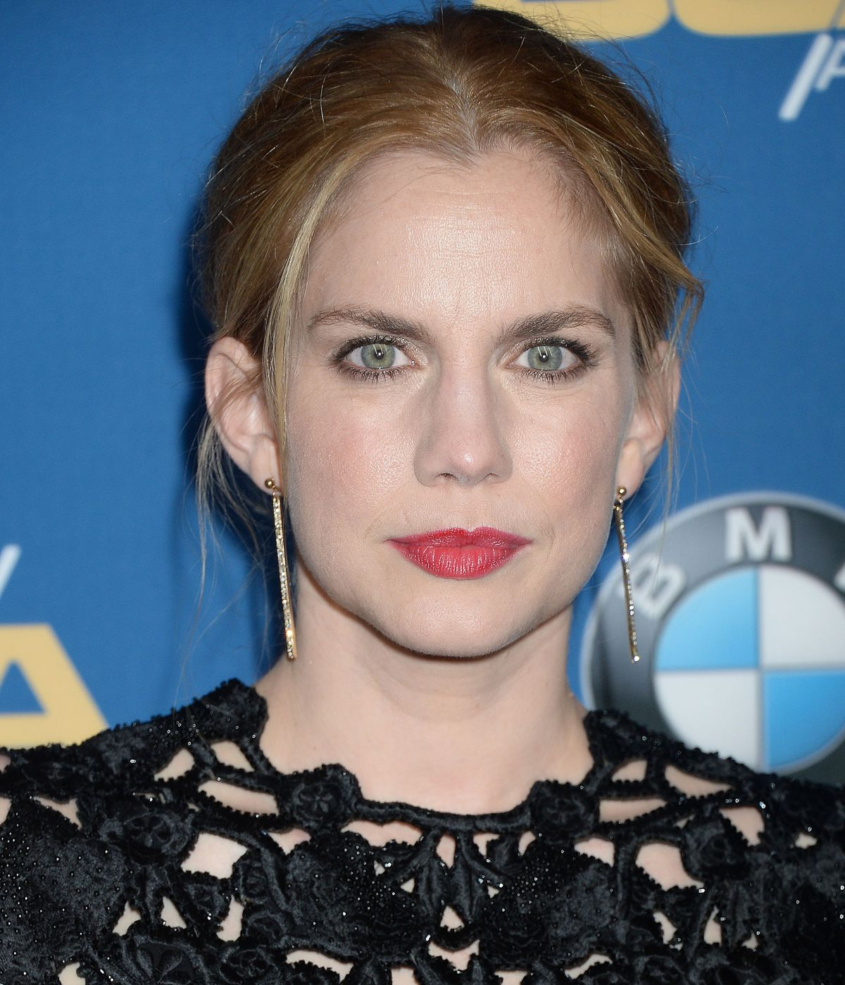 ANNA CHLUMSKY at 69th Annual Directors Guild of America Awards in Beverly Hills 02/04/2017