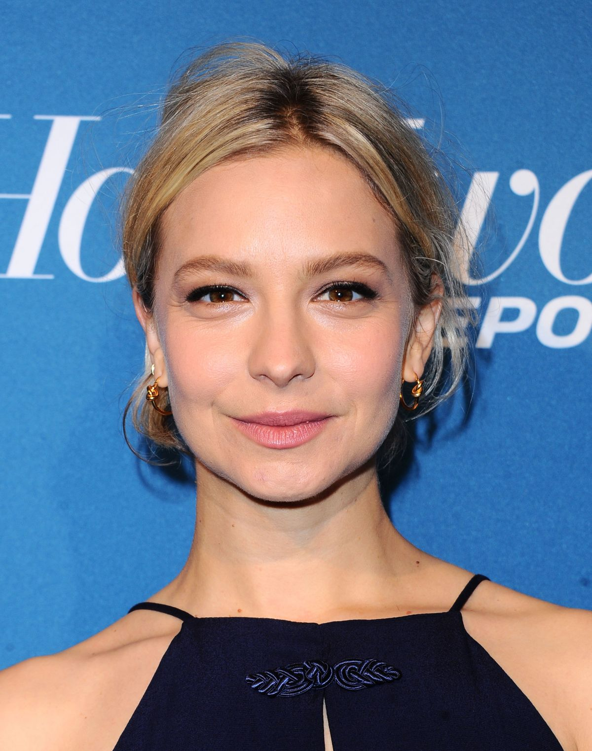 ANNABELLE DEXTER-JONES at The Hollywood Reporter 5th Annual Nominees Night in Beverly Hills 02/06/2017