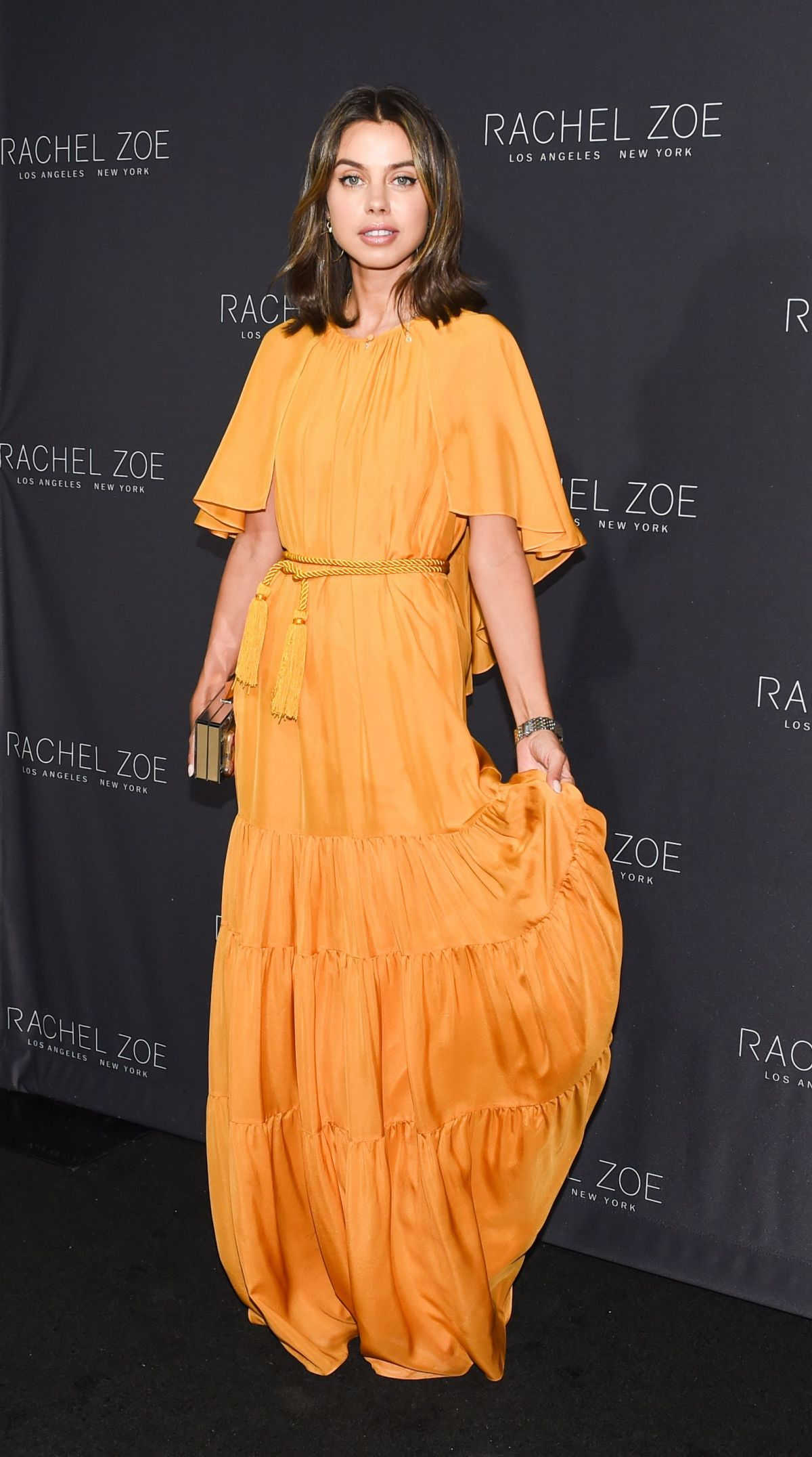ANNABELLE FLEUR at Rachel Zoe: See Now, Buy Now Fashion Show in Los Angeles 02/06/2017