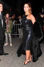 ASHLEY GRAHAM Night Out in New York 02/16/2017