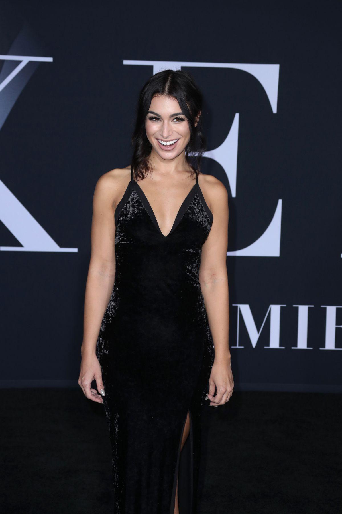 Ashley iaconetti fifty shades darker premiere in los angeles