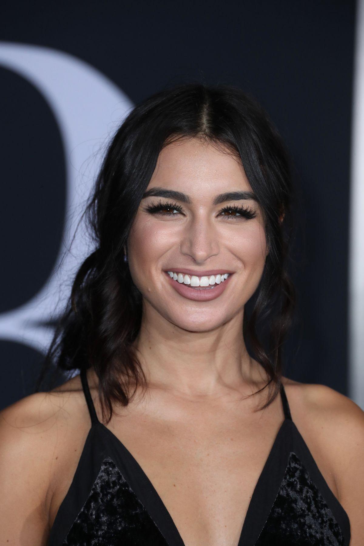 Watch Ashley iaconetti fifty shades darker premiere in los angeles video