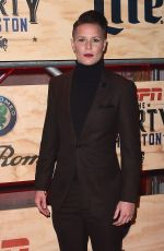 ASHLYN HARRIS at 13th Annual ESPN Party in Houston 02/03/2017