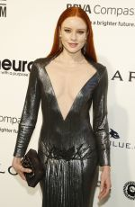 BARBARA MEIER at 25th Annual Elton John Aids Foundation's Oscar Viewing Party in Hollywood 02/26/2017