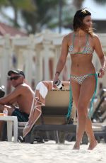 BELLA THORNE and KYRA SANTORO in Bikini at a Beach in Playa del Carmen 02/17/2017