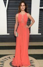 BERENICE MARLOHE at 2017 Vanity Fair Oscar Party in Beverly Hills 02/26/2017