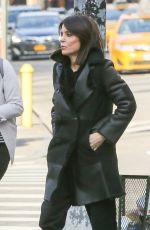 BETHENNY FRANKEL Out and About in New York 02/02/2017