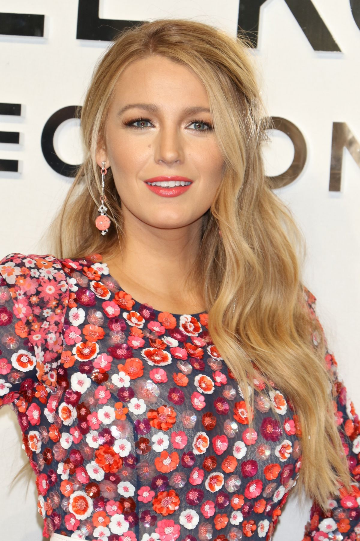 BLAKE LIVELY at Michae...