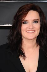 BRANDY CLARK at 59th Annual Grammy Awards in Los Angeles 02/12/2017