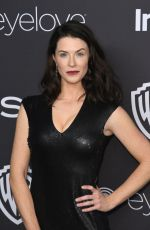 BRIDGET REGAN at WB and Instyle Host 18th Annual Post-Golden Globes Party, 2017