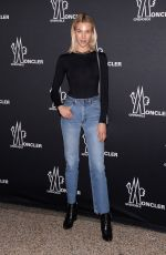 BRITT MAREN at Moncler Grenoble Fashion Show in New York 02/14/2017