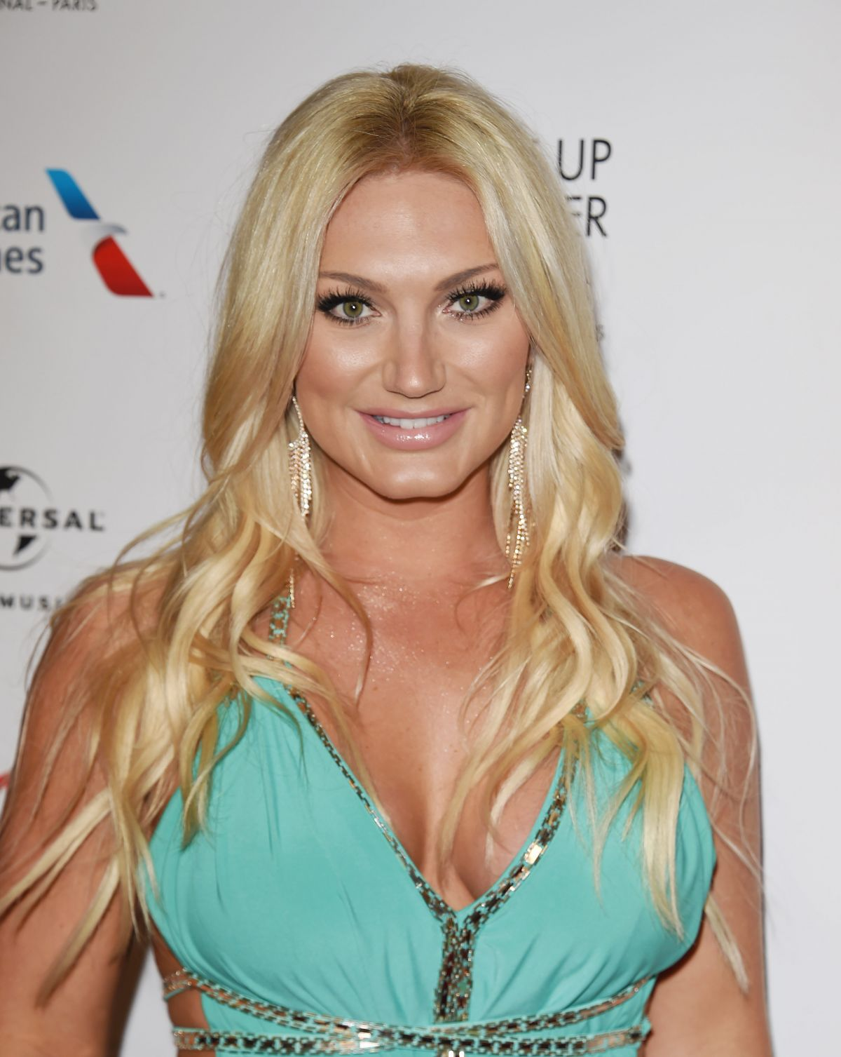 BROOKE HOGAN at Universal Music Group Grammy Afterparty in Los Angeles 02/12/2017