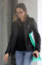 CALISTA FLOCKHART Out for Shopping in Los Angeles 02/07/2017