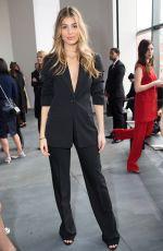 CAMI MORRONE at Michael Kors Fashion Show at 2017 NYFW 02/15/2017