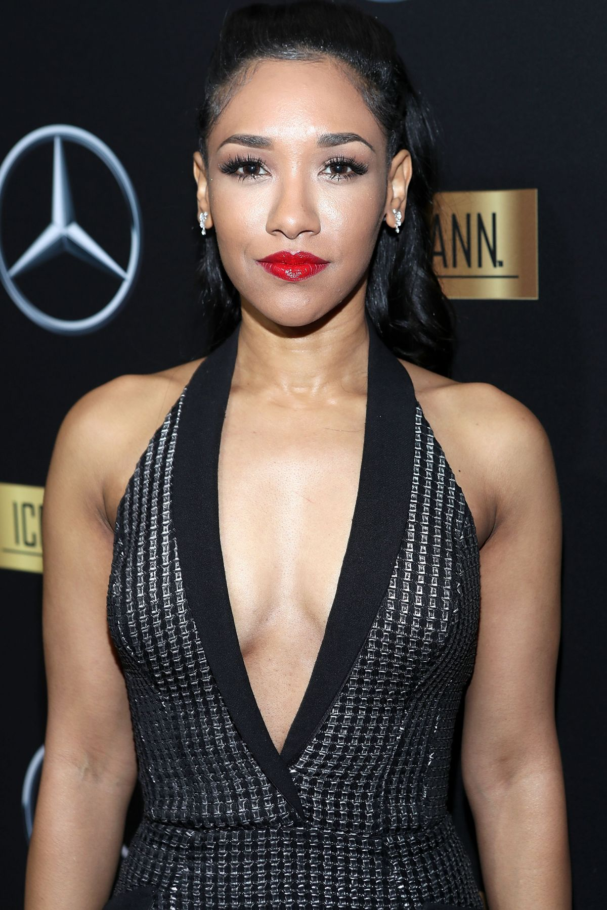 CANDICE PATTON at Mercedes-benz + Icon Mann 2017 Academy Awards Party in Los Angeles 02/26/2017