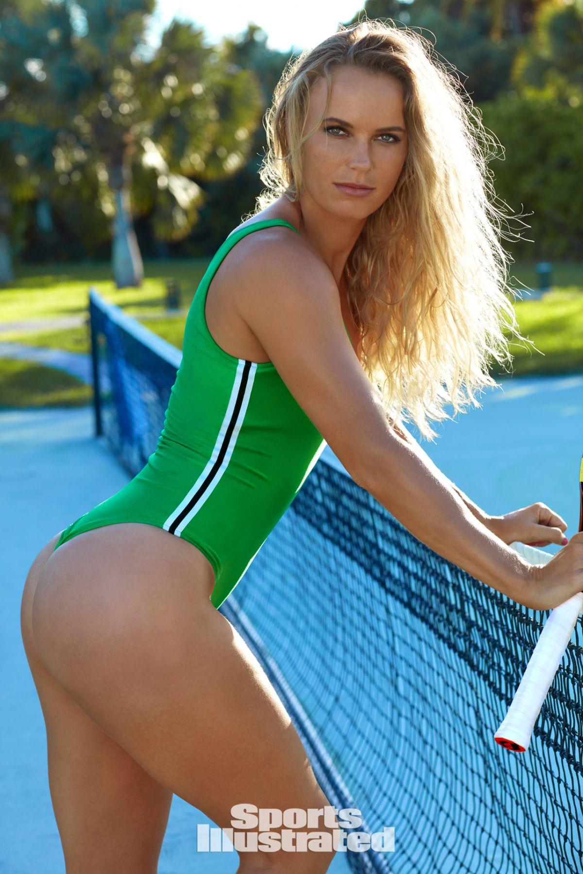 Caroline Wozniacki Anal 95