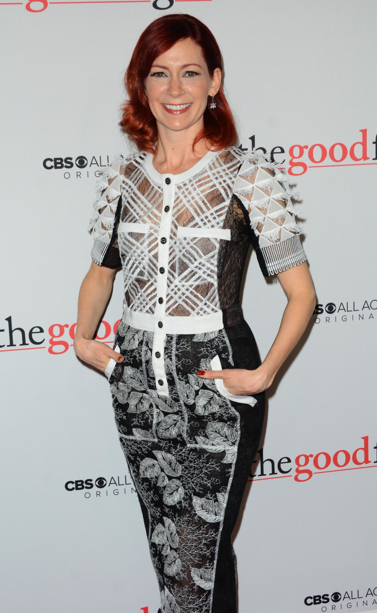 CARRIE PRESTON at