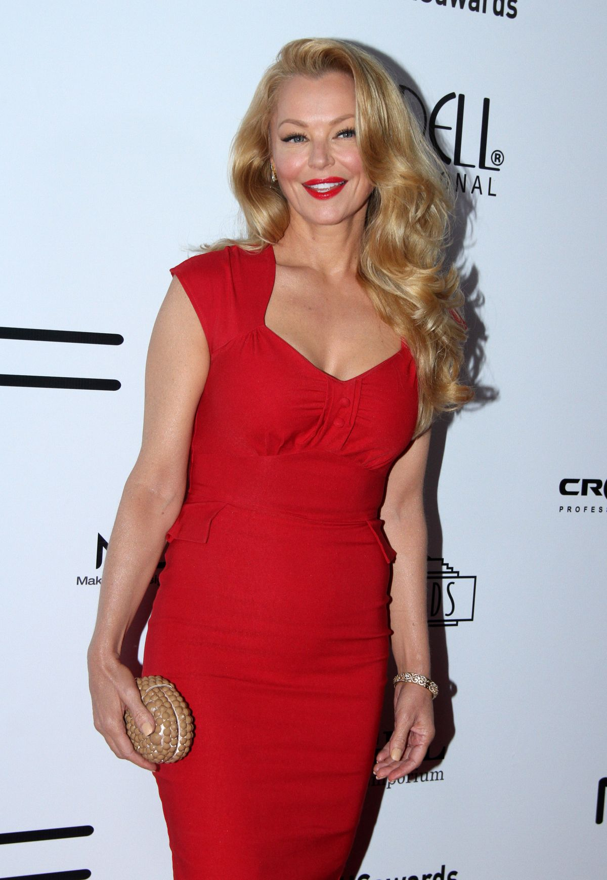 CHARLOTTE ROSS at 2017 Make-Up Artist & Hair Stylists Guild Awards in Los Angeles 02/19/2017