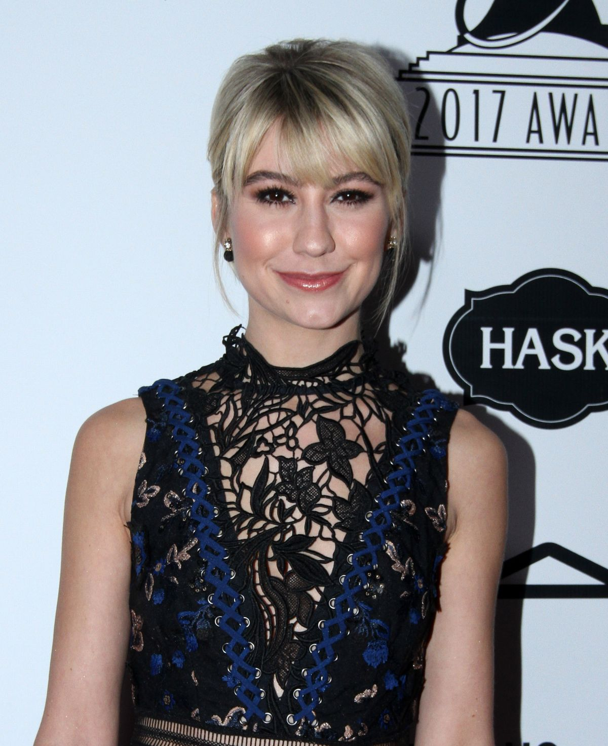 CHELSEA KANE at 2017 Make-Up Artist & Hair Stylists Guild ...