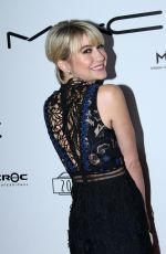 CHELSEA KANE at 2017 Make-Up Artist & Hair Stylists Guild Awards in Los Angeles 02/19/2017
