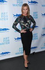 CHERYL HINES at Art for Water Benefiring Waterkeeper Alliance Charity in New York 02/06/2017