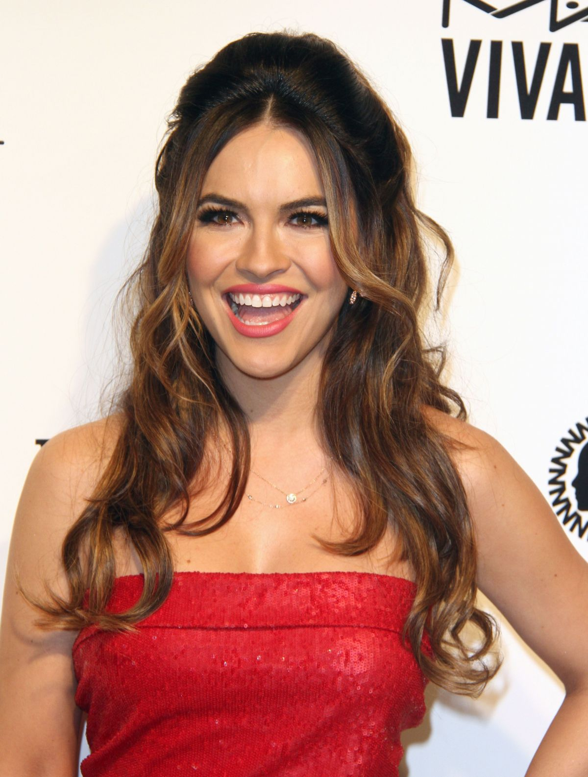 CHRISHELL STAUSE at 25th Annual Elton John Aids Foundation's Oscar Viewing Party in Hollywood 02/26/2017