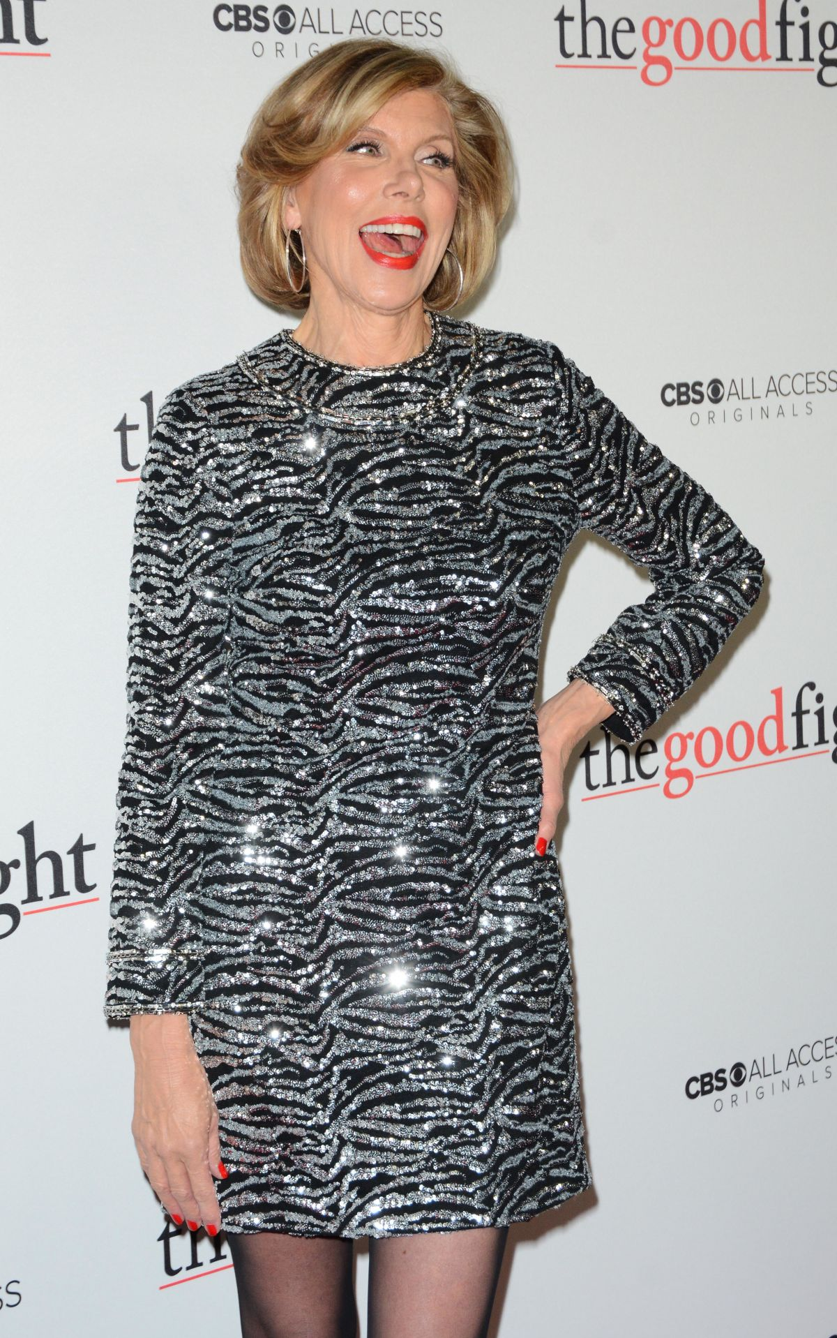 CHRISTINE BARANSKI at