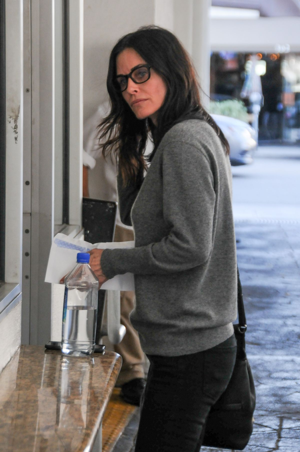 COURTENEY COX Out for Lunch at E Baldi in Beverly Hills 02 ...