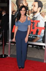CRYSTAL MARIE DENHA at 'Ffist Fight' Premiere in Westwood 02/13/2017