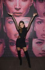 DANIELA LOPEZ OSORIO at Maybelline MYFW Welcome Party in New York 02/12/2017