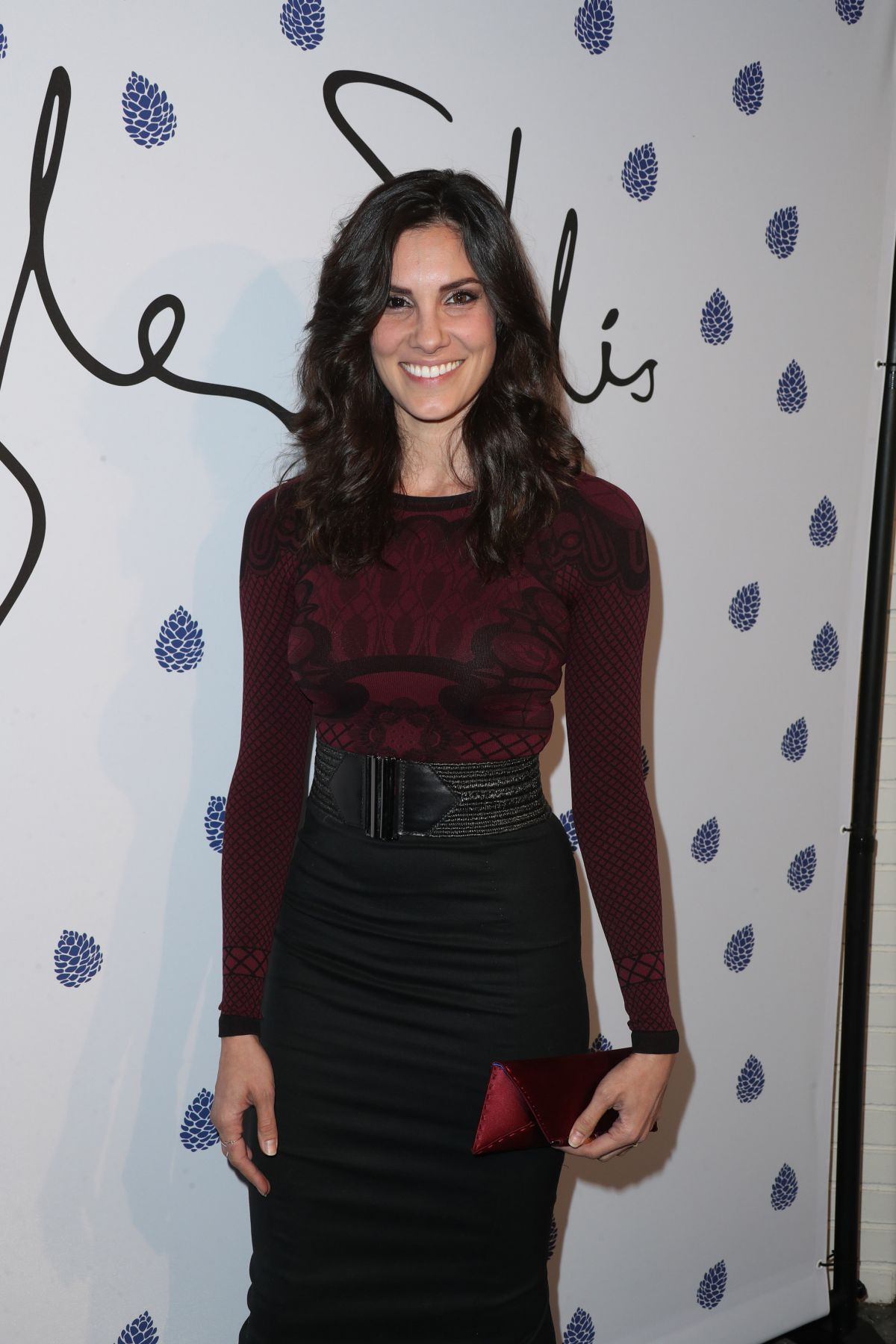 DANIELA RUAH at Tyler Ellis' 5th Anniversary Celebration in Los Angeles 01/31/2017