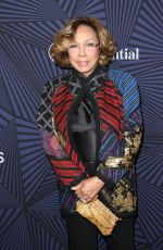 DIAHANN CARROLL at Bet's 2017 American Black Film Festival Honors Awards in Beverly Hills 02/17/2017