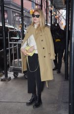 DOUTZEN KROES Out and About in New York 02/15/2017