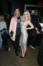DOVE CAMERON at ELLE, E! and Img New York Fashion Week Kick-off Party in New York 02/08/2017