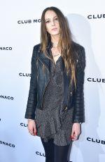 ELEANOR LAMBERT at Club Monaco Fashion Presentation in New York 02/10/2017